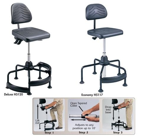 TASK MASTER® INDUSTRIAL SEATING