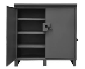 14/16 GAUGE JOB SITE CABINET FOR OUTDOOR USE