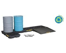 OPTIONS FOR ECOPOLYBLEND™ ACCUMULATION CENTER