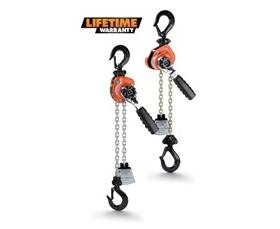 CM SERIES 602 & 603 MINI RATCHET LEVER HOIST