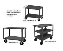 HEAVY DUTY PORTABLE TABLES