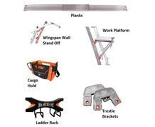 PLANKS & ACCESSORIES FOR LITTLE GIANT LADDER SYSTEMS