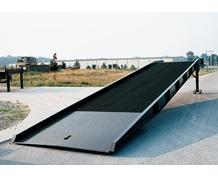 STEEL YARD RAMPS